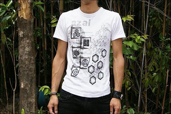 戦国Tシャツ【浅井家】