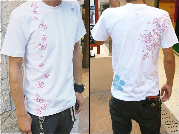 戦国武将Tシャツ【傾奇者・前田慶次】